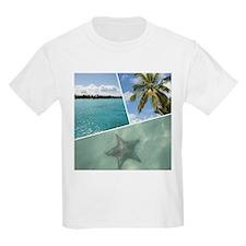 Caribbean Collage T-Shirt
