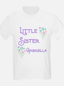 Little Sister Gabriella T-Shirt