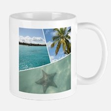 Caribbean Collage Mugs
