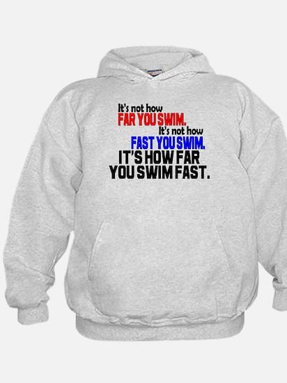 Swim Fast Hoody