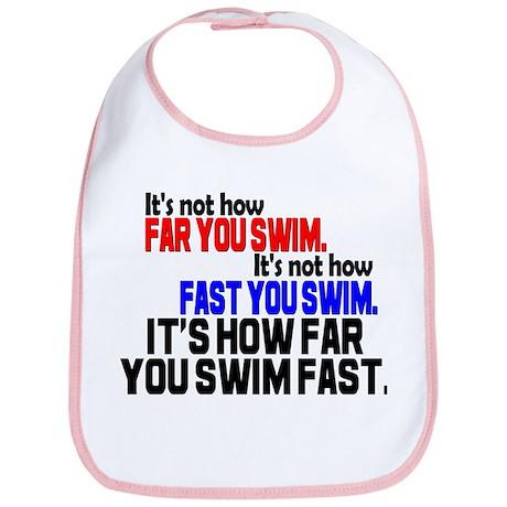 Swim Fast Bib