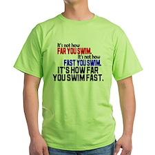 Swim Fast T-Shirt