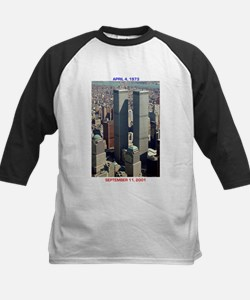 World Trade Center Complex Lower M Baseball Jersey