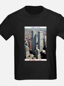 World Trade Center Complex Lower Manhattan T-Shirt