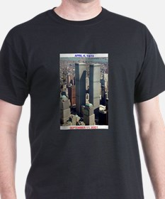 World Trade Center Complex Lower Manhattan T-Shirt