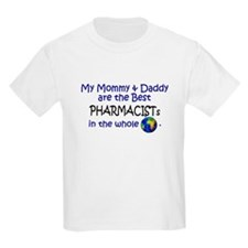 Best Pharmacists In The World T-Shirt