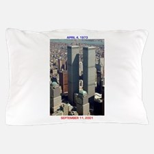 WTC-Complex-lge poster-8b5-cpJournal.j Pillow Case