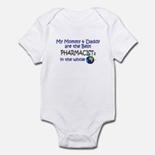 Best Pharmacists In The World Infant Bodysuit