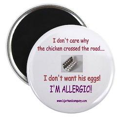Egg Allergy/Magnet