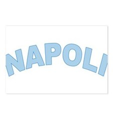 NAPLES Postcards (Package of 8)