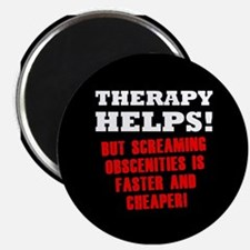 THERAPY HELPS Magnet