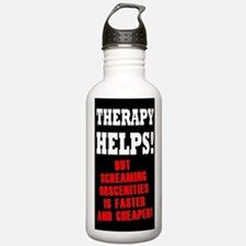 THERAPY HELPS Water Bottle