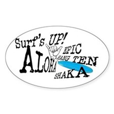 SHAKE HANG LOOSE Decal