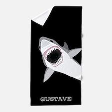 Great White Shark Beach Towel