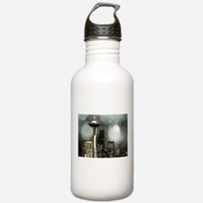 Seattle Space Needle Water Bottle