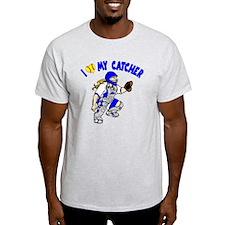 Love My Catcher T-Shirt