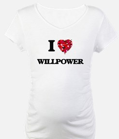 I love Willpower Shirt
