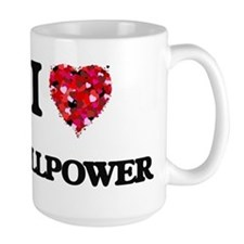 I love Willpower Mugs