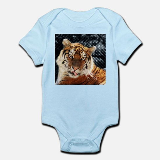 modern tiger Body Suit