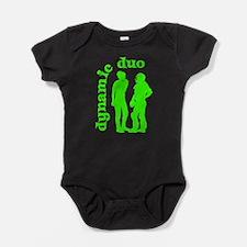 DYNAMIC DUO Baby Bodysuit