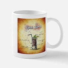 Cuba Libre Mugs