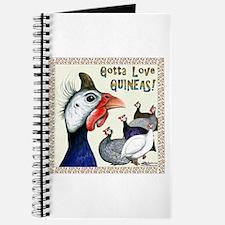 Gotta Love Guineas! Journal