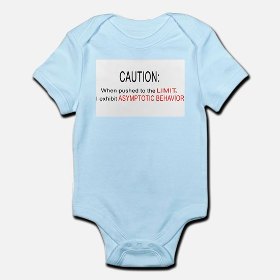 Asymptotic Behavior Infant Bodysuit
