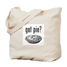 Cute Pie Tote Bag