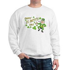Happy St Patty's Day Sweatshirt