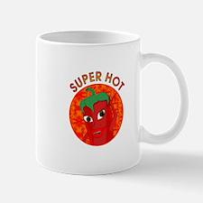 Super Hot Pepper Mugs