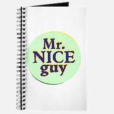 Mr. Nice Guy Journal