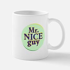 Mr. Nice Guy Mugs