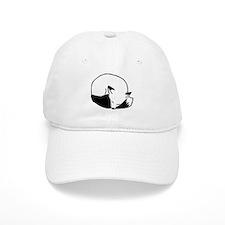Sleeping Fox Baseball Cap