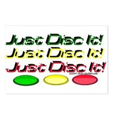 Just Disc It! Postcards (Package of 8)
