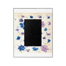 Daisies & Butterflies Picture Frame