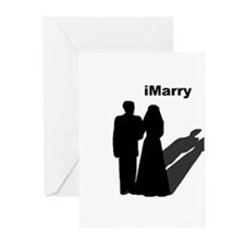 iMarry Greeting Cards (Pk of 10)