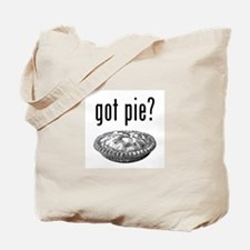got pie Tote Bag