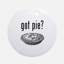 got pie Ornament (Round)