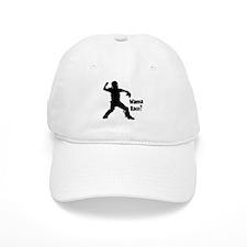 WANNA RACE? Baseball Cap