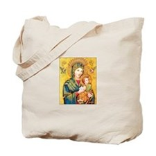 Our Mother of Perpetual Help - Virgin Mary Tote Ba
