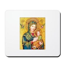 Our Mother of Perpetual Help - Virgin Mary Mousepa