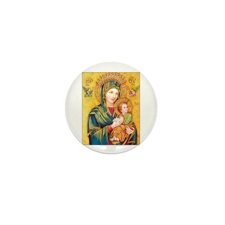 Our Mother of Perpetual Help - Virgin Mary Mini Bu