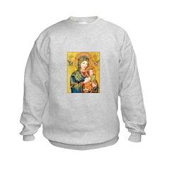 Our Mother of Perpetual Help - Virgin Mary Sweatshirt