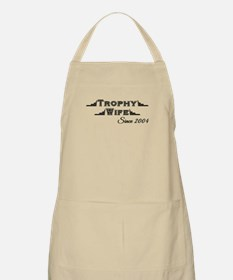 Trophy Wife Since 2004 Apron