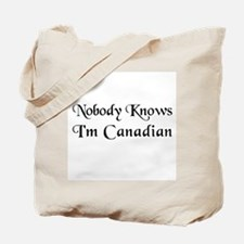 The Canadian Tote Bag