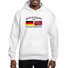German-Trinidadian Hoodie