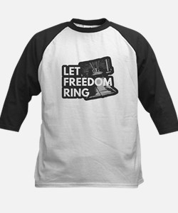 Let Freedom Ring Baseball Jersey