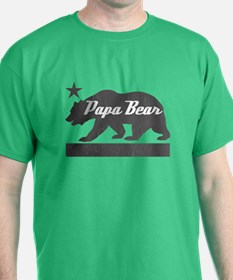 California Bear Family (PAPA Bear) T-Shirt