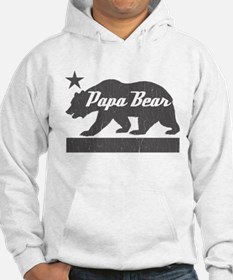 California Bear Family (PAPA Bear) Hoodie