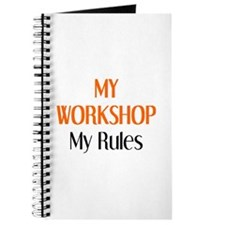 my workshop rules Journal